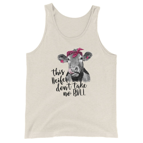 Don't Take No Bull Women's Tank Top