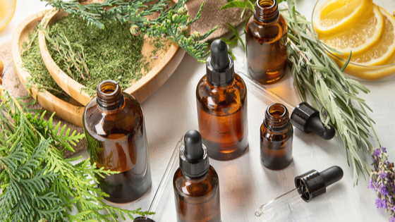 Get your mind right with essential oils