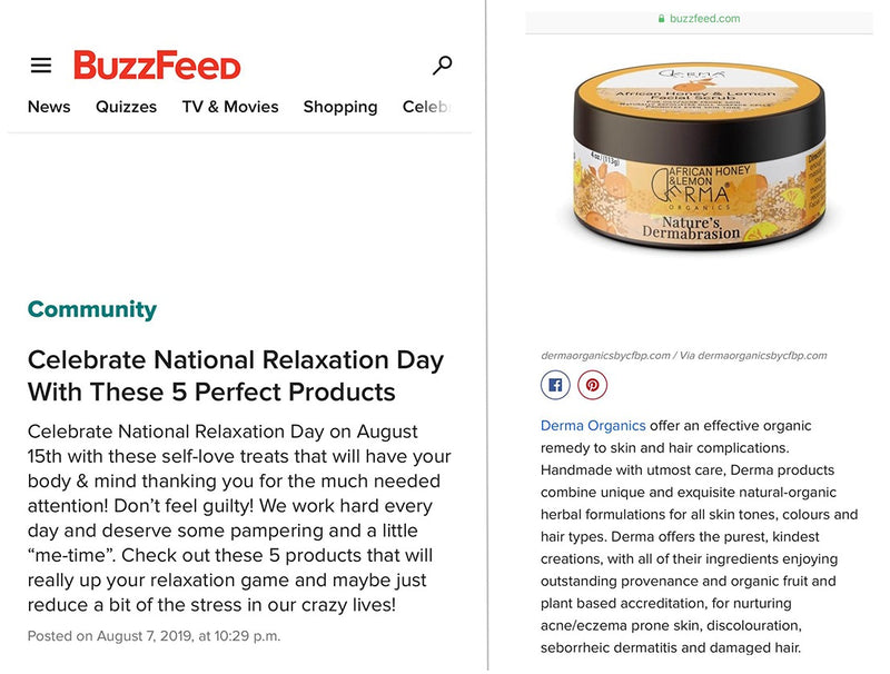 Celebrate National Relaxation Day With These 5 Perfect Products