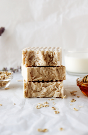 Derma Organics Oatmeal Milk n' Honey Soap