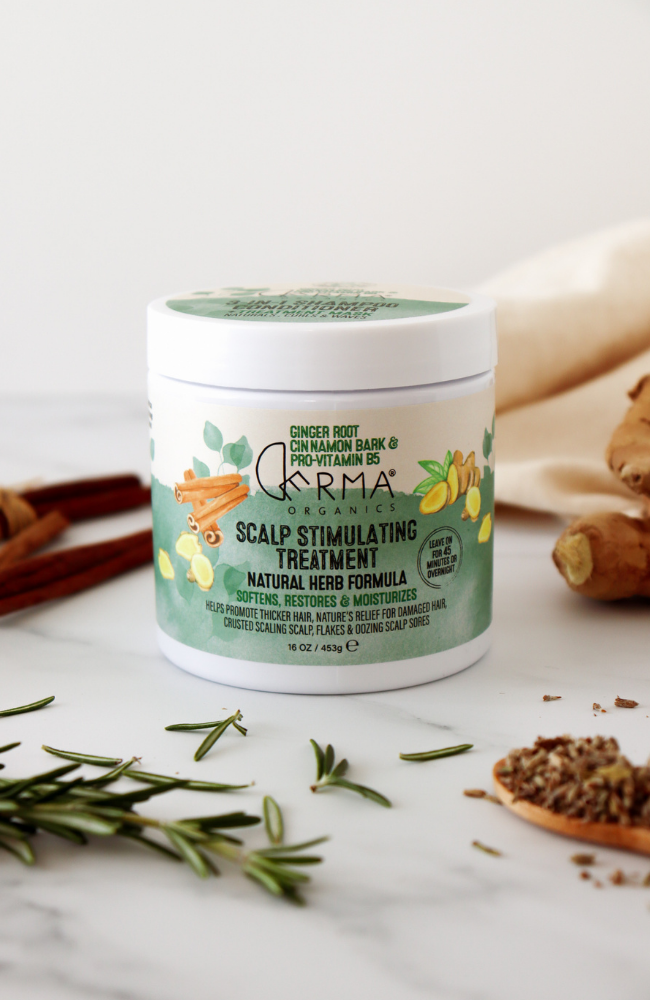 Derma Organics Scalp Stimulating Treatment
