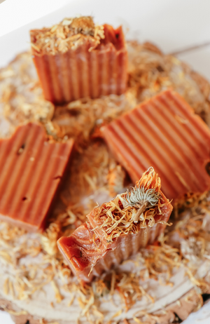 Turmeric Root Bar
