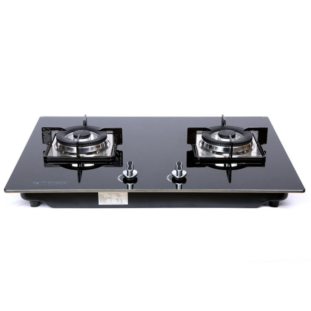 Supreme Hob Automatic Gas Stove (2 Burners)