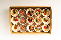 Mini Breakfast Parfait Pots