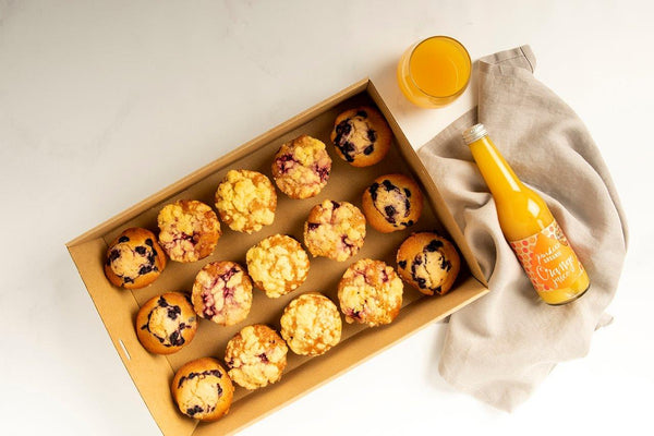 Sweet Muffin Box
