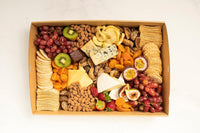 Australian Farmhouse Cheese and Fruit Selection