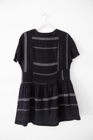 Ace & Jig Muse Dress in Noir