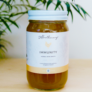 Immunity Chicken Broth