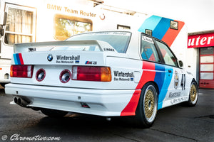1987 BMW E30 M3 DTM by Reuter Motorsport