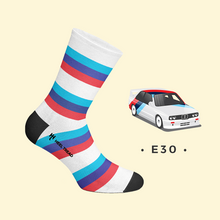 HEEL TREAD Racing Socken - E30