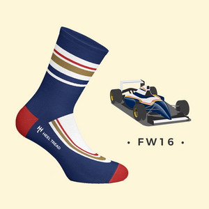 HEEL TREAD Racing Socken FW16 / ASCONA