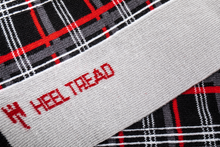 HEEL TREAD Racing Socken - GTI