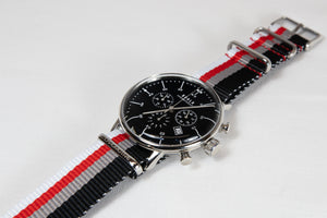 "CHROMOTIVE WATCH / Racing-Design Armbanduhr ""Ingolstadt"""