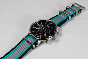 "CHROMOTIVE WATCH / Racing-Design Armbanduhr ""Stuttgart"""