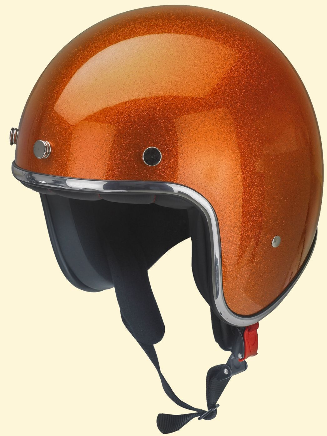 Racing Jethelm CLASSIC RB-765 VENOM ORANGE
