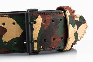 Camo Lifting Belt