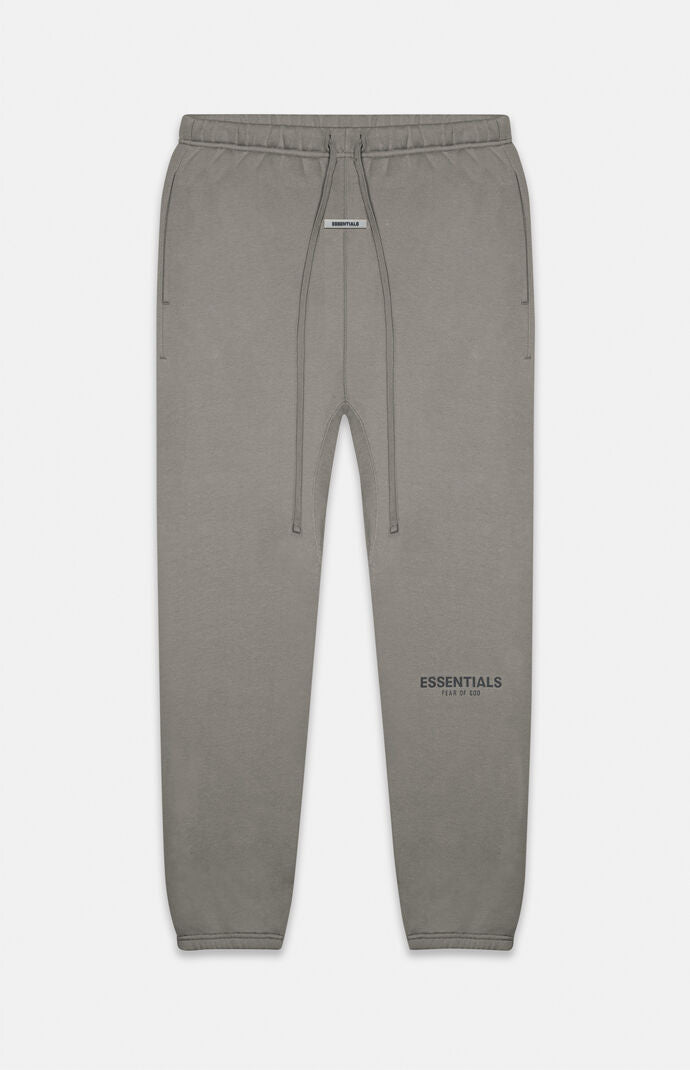 ESSENTIAL FOG SWEAT PANTS CEMENT
