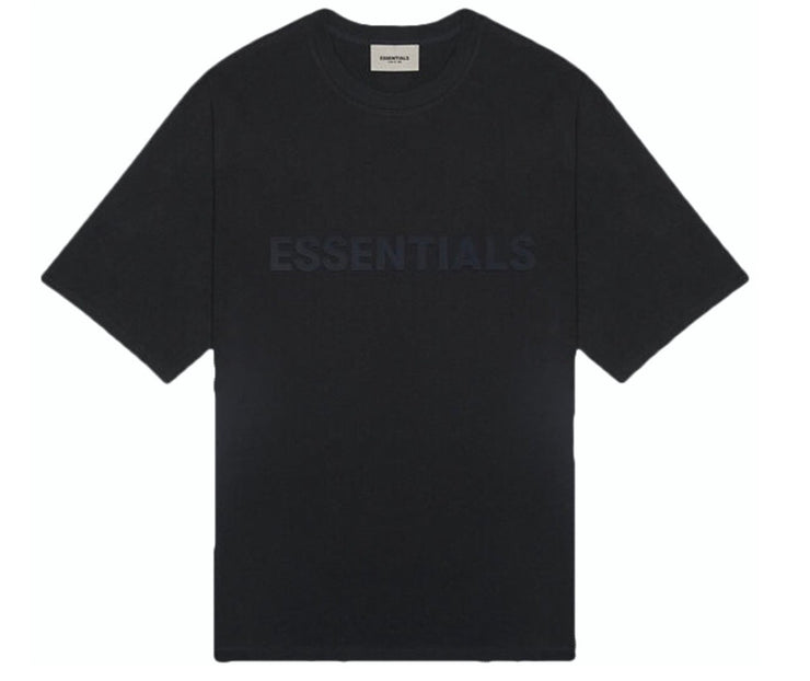 FEAR OF GOD ESSENTIALS X SSENSE T SHIRT NAVY