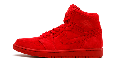 JORDAN 1 RETRO HIGH RED SUEDE