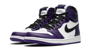 JORDAN 1 COURT PURPLE WHITE