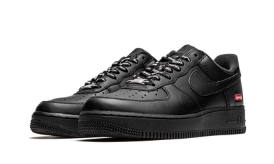 NIKE X SUPREME AIRFORCE 1 BLACK