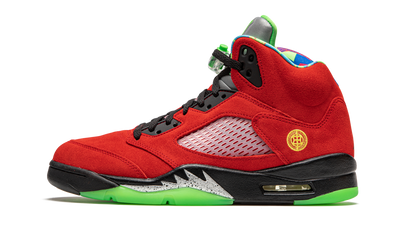 JORDAN 5 WHAT THE (LIMITED SALE)