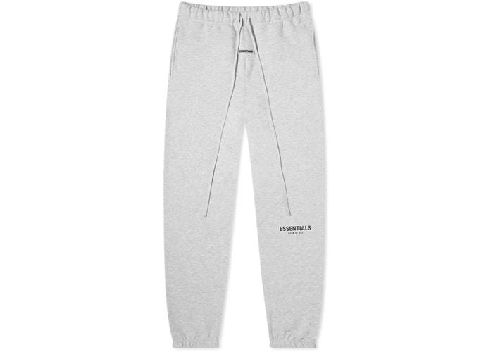 ESSENTIALS  FOG SWEATPANTS LIGHT HEATHER GREY