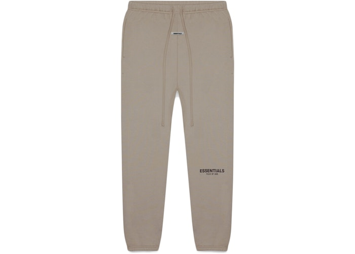ESSENTIALS FOG SWEATPANTS TAUPE