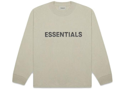 ESSENTIALS FOG 3D SILICON LONG SLEEVE MOSS (LIMITED SALE)