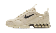 AIR ZOOM SPIRIDON CAGED STUSSY FOSSIL