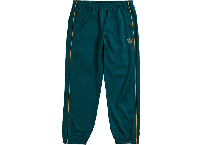 Supreme Crown Track Pant Green