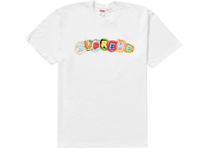 SUPREME PILLOWS TEE WHITE