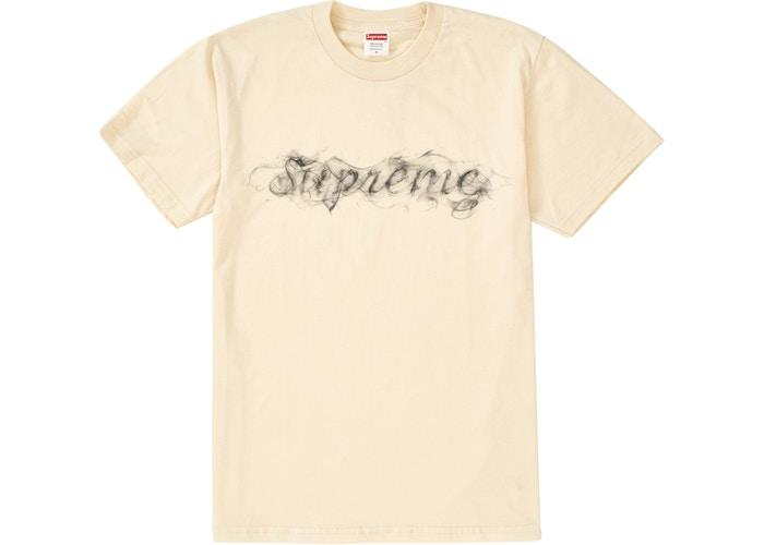 SUPREME SMOKE TEE NATURAL