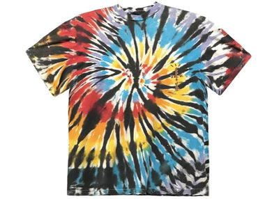 TRAVIS HIGHEST IN THE ROOM TEE TIE DYE