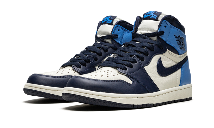 JORDAN 1 HIGH OBSIDIAN