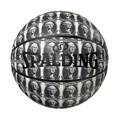 SUPREME SPALDING WASHINGTON BASKETBALL WHITE