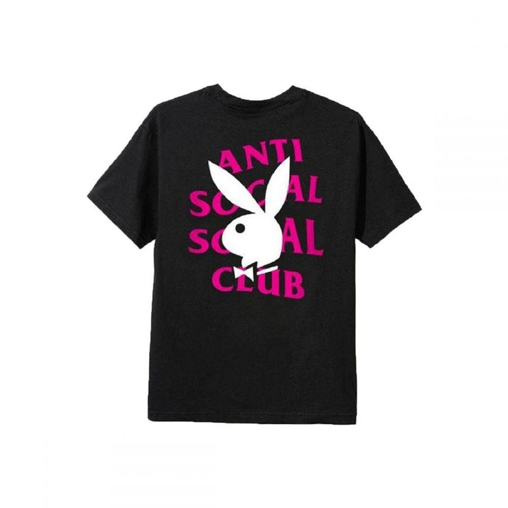 ANTI SOCIAL SOCIAL CLUB PLAYBOY TEE BLACK