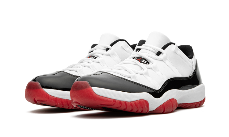 AIR JORDAN 11 LOW CONCORD BRED