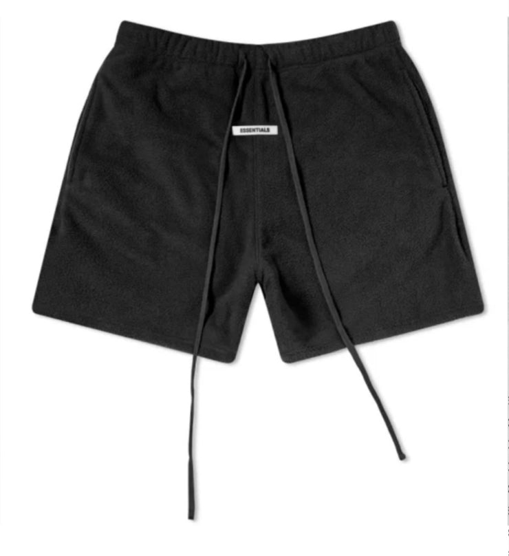 ESSENTIALS FOG POLAR FLEECE SHORTS