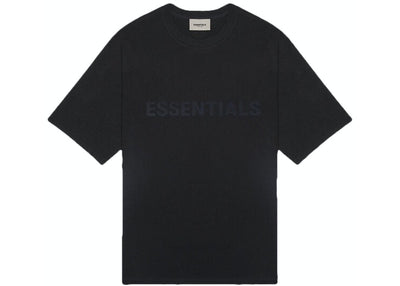 ESSENTIALS FOG 3D SILICON APPLIQUE BOXY T-SHIRT SS20