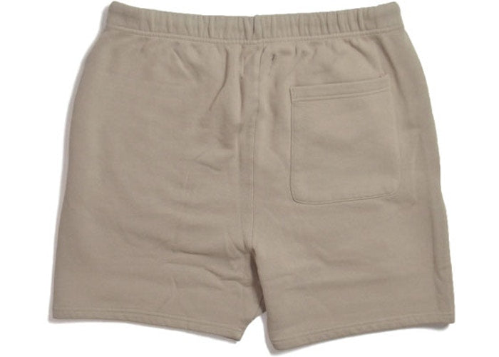 ESSENTIALS FOG SWEAT SHORTS TAN