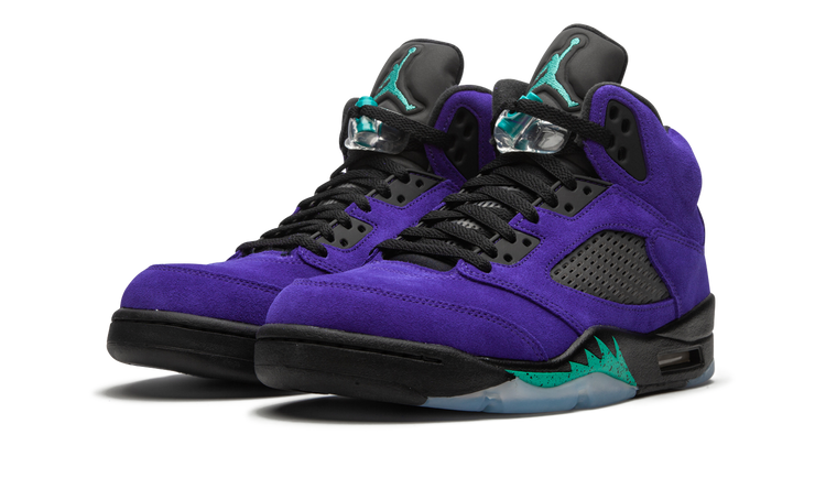 "JORDAN 5 RETRO ""ALTERNATE GRAPE"""