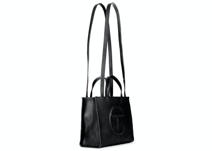 TELFAR MEDIUM BAG BLACK