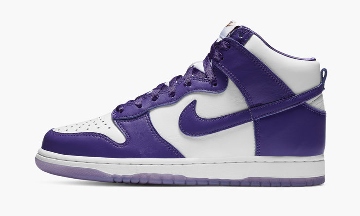 NIKE DUNK HIGH VARSITY PURPLE (W)