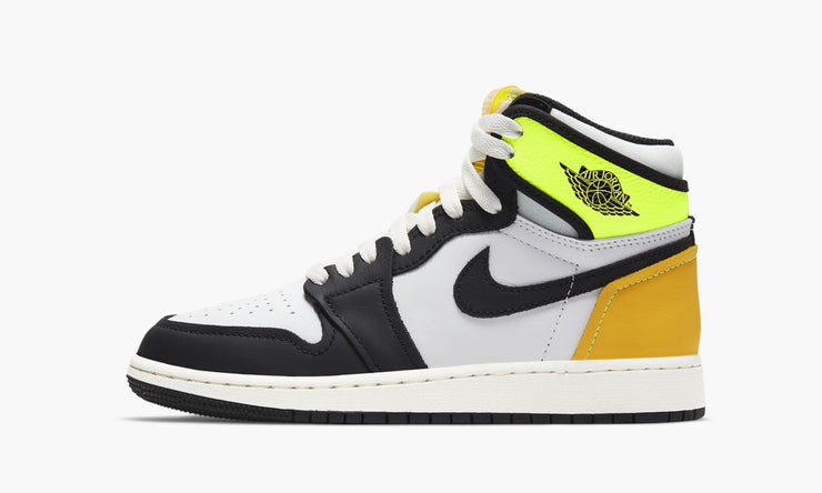 JORDAN 1 HIGH VOLT GOLD GS