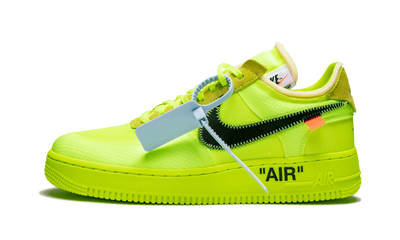 NIKE X OW AIRFORCE 1 VOLT