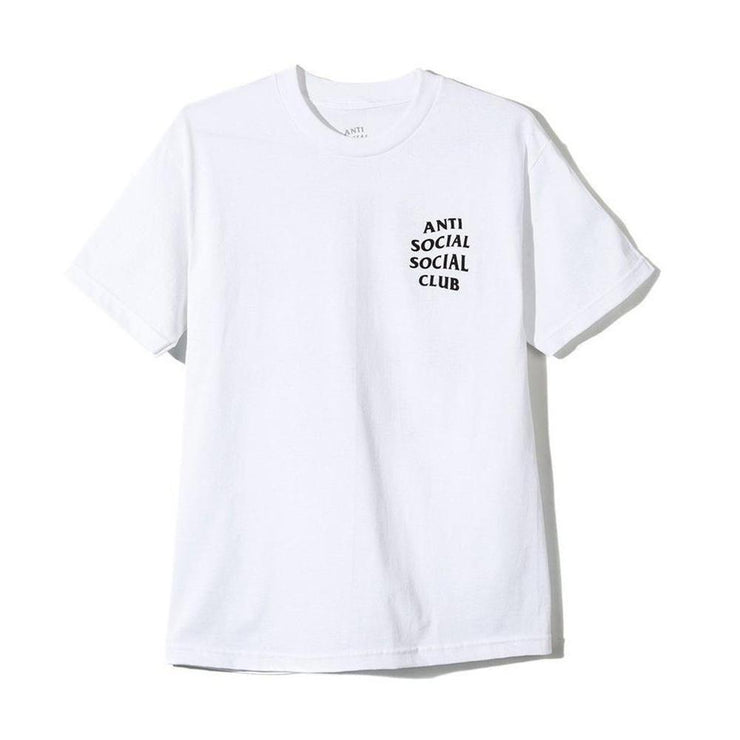 ANTI SOCIAL SOCIAL CLUB LOGO TEE WHITE