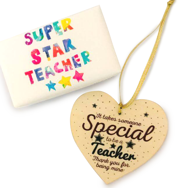 Just a Little Something - Super Star Teacher