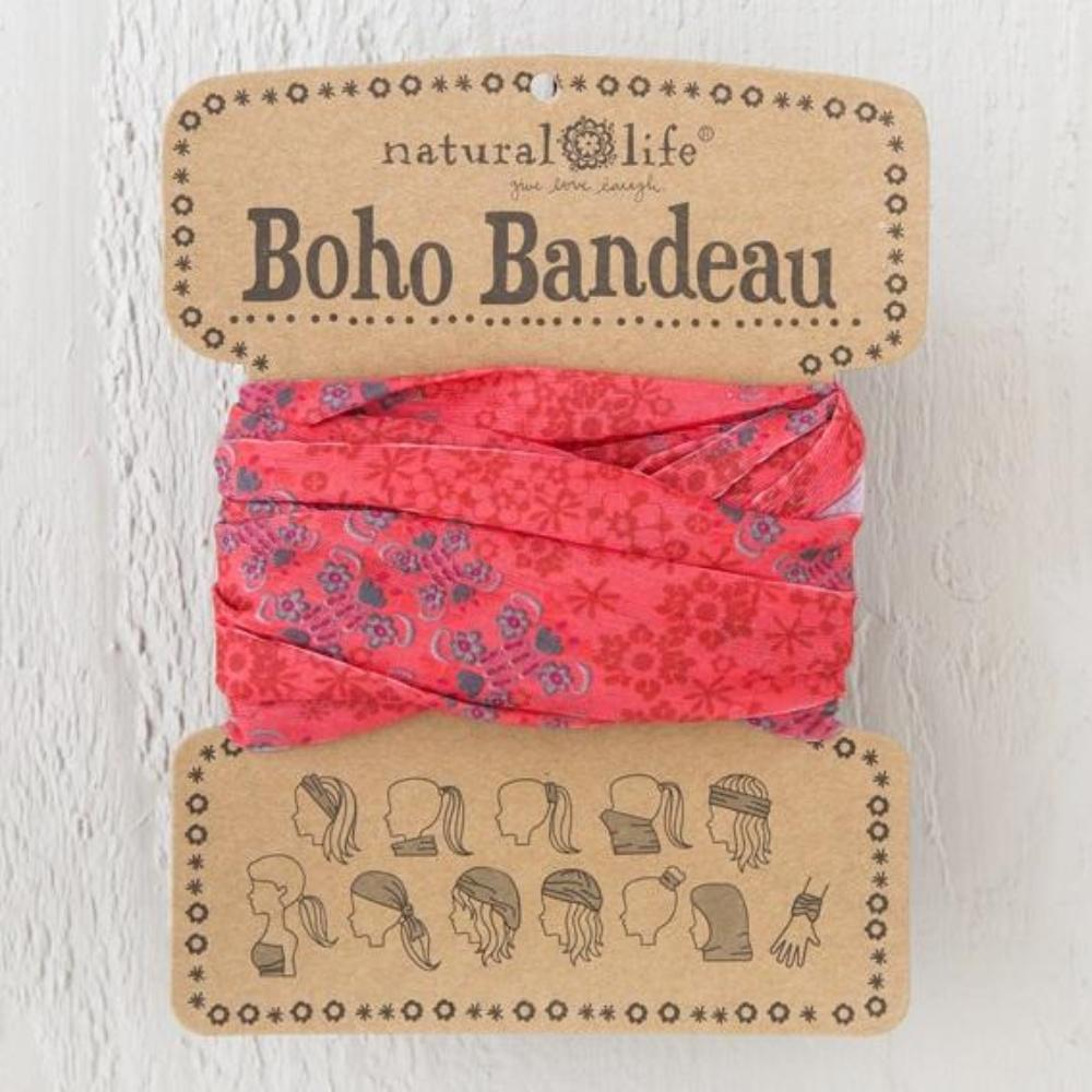 Boho Bandeau Hair Accessory