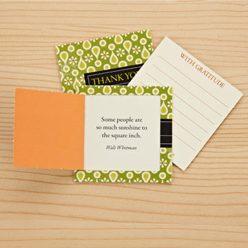Pop-Open Message Cards - Thank You